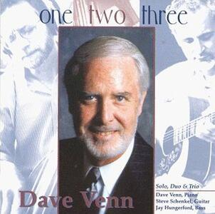 One Two Three - CD Audio di Dave Venn