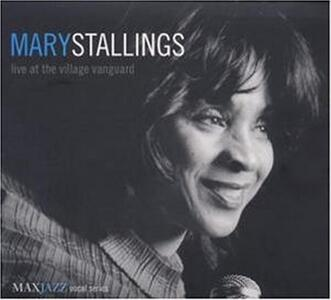 Live at Village Vanguard - CD Audio di Mary Stallings