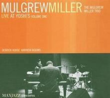 Live at Yoshi's vol.1 - CD Audio di Mulgrew Miller