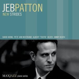 New Strides - CD Audio di Jeb Patton
