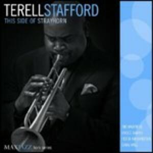 The Side of Strayhorn - CD Audio di Terell Stafford