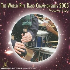 World Pipe Champ 2005-2 - CD Audio