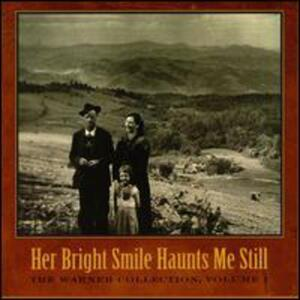 Her Bright Smile Haunts - CD Audio