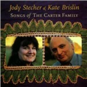 Songs of the Carter Family - CD Audio di Kate Brislin,Jody Stecher