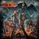 Cover CD Colonna sonora Dellamorte dellamore