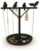 Idee regalo Portagioielli Bird. Jewelry Holder Kikkerland