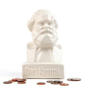 Salvadanaio Karl Marx Coin Bank