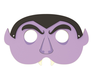 Giocattolo Maschere Party Mask Monster Kikkerland 0