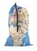 Idee regalo Travel Set Bag Around the World. Borse da viaggio Kikkerland