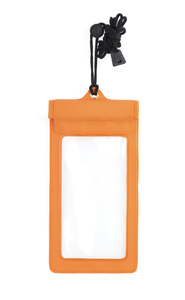 Idee regalo Custodia smartphone Waterproof Sleeve Arancione Trading Group 0