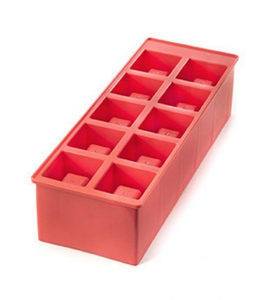 Idee regalo Stampo per ghiaccio Ice Shots. Stackable Ice Trays Trading Group 1