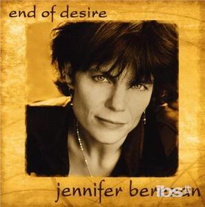 End Of Desire - CD Audio di Jennifer Berezan