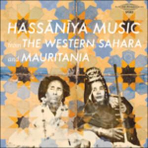 Hassaniya Music From - Vinile LP