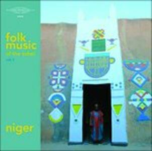 Folk Music of the Sahel - Vinile LP
