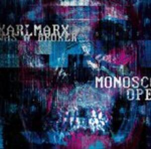 Monoscope - Vinile LP di Karl Marx Was a Broker