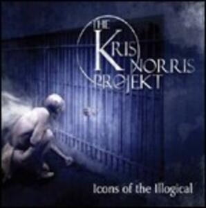 Icons of the Illogical - CD Audio di Kris Norris (Projekt)