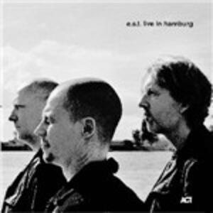 Live in Hamburg - Vinile LP di Esbjörn Svensson