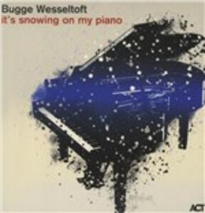 It's Snowing on My Piano - Vinile LP di Bugge Wesseltoft