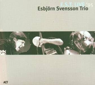 EST Live - CD Audio di Esbjörn Svensson