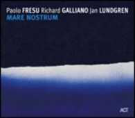 CD Mare Nostrum Richard Galliano Paolo Fresu Jan Lundgren