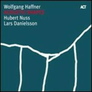 Acoustic Shapes - CD Audio di Wolfgang Haffner