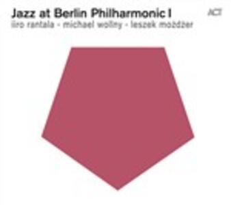 CD Jazz at Berlin Philharmonic I Iiro Rantala Michael Wollny Leszek Mozdzer