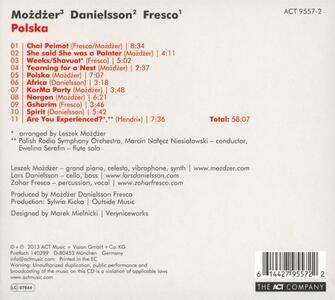 Polska - CD Audio di Leszek Mozdzer - 2