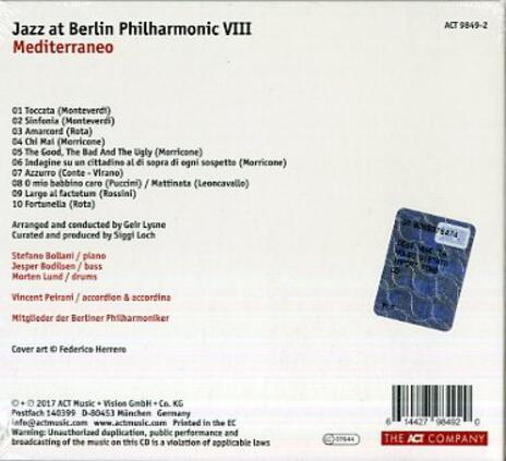 Mediterraneo - CD Audio di Stefano Bollani - 2