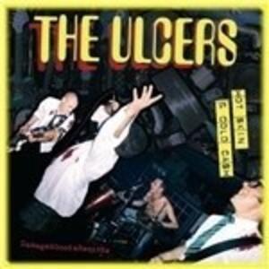 Hot Skin & Cold Cash - Vinile LP di Ulcers