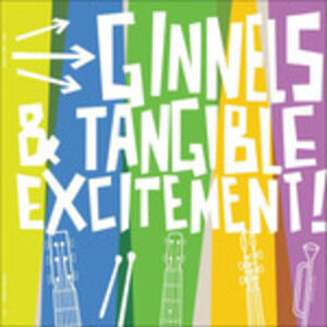 Split - Vinile LP di Tangible Excitement