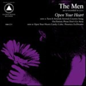 Open Your Heart - Vinile LP di Men