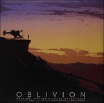 Cover CD Colonna sonora Oblivion