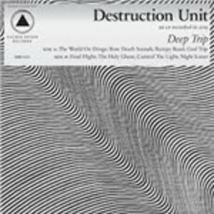 Deep Trip - Vinile LP di Destruction Unit