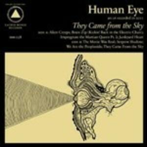 They Cam from the Sky - Vinile LP di Human Eye