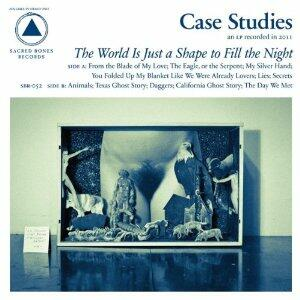 The World Is Just a Shape to Fill the Night - Vinile LP di Case Studies