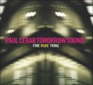 Fine Rude Thing - Vinile LP di Paul Cebar