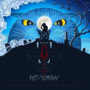 Pet Sematary (Colonna Sonora) - Vinile LP di Elliot Goldenthal