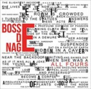 CD All Fours Bosse De Nage