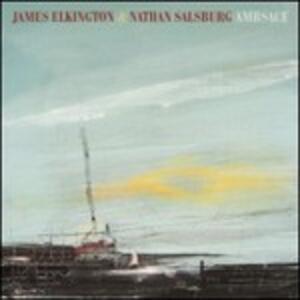 Ambsace - Vinile LP di Nathan Salsburg,James Elkington