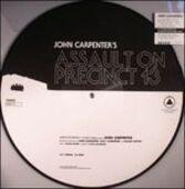 Vinile Assault on Precinct 13 - The Fog John Carpenter