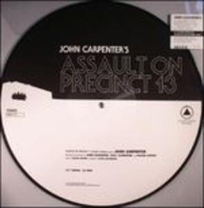 Assault on Precinct 13 - the Fog (Colonna Sonora) - Vinile LP di John Carpenter