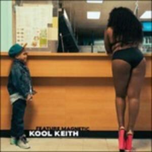 Feature Magnetic - Vinile LP di Kool Keith