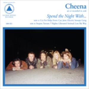 Spend the Night with - CD Audio di Cheena