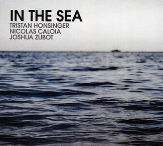 In the Sea - CD Audio di Tristan Honsinger,Nicolas Caloia,Joshua Zubot