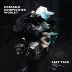Salt Task - CD Audio di Sylvie Courvoisier,Chris Corsano,Nate Wooley