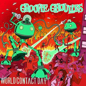 World Contact Day - CD Audio di Groovie Ghoulies