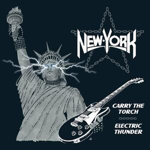 New York Electric Thunder Sessions - CD Audio di New York
