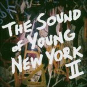 Sound of Young New York 2 - CD Audio