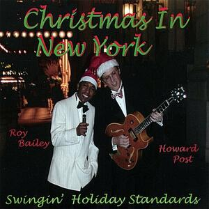 Christmas In New York - CD Audio di Roy Bailey
