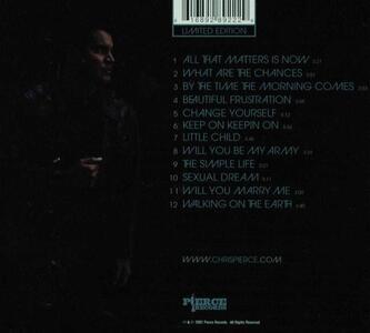 Walking on Earth - CD Audio di Chris Pierce - 2